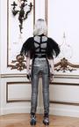 M'O Exclusive: Pavé Cone Choker by Eddie Borgo for Preorder on Moda Operandi