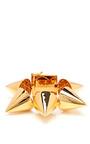 Extra Large Gold-Plated Cone Bracelet by Eddie Borgo Now Available on Moda Operandi