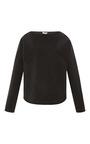 Quilted Neoprene Sweatshirt by Kenzo Now Available on Moda Operandi