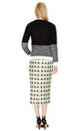 Wool-Blend Chunky Knit Crewneck Sweater by Narciso Rodriguez Now Available on Moda Operandi