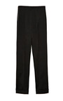 Skinny Wool-Blend Cropped Cuffed Pants by Rochas Now Available on Moda Operandi