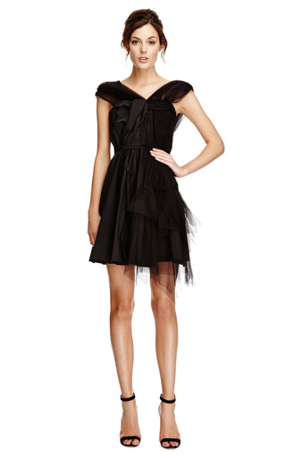Nina Ricci - Radzimir and Tulle Dress