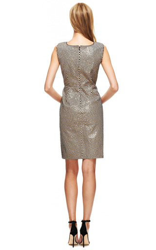 Sequin Embellished Shift Dress by MARC JACOBS Now Available on Moda Operandi
