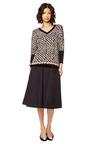 Cotton-Blend Dolman Sleeve Knitted Sweater by Derek Lam 10 Crosby for Preorder on Moda Operandi