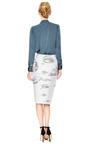 Brana Fayl Silk Button Down Blouse by Theyskens' Theory for Preorder on Moda Operandi
