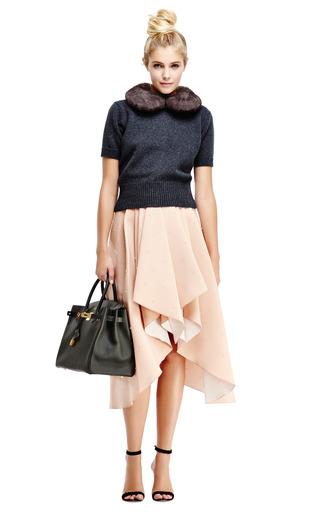 3D Bead-Embellished Foam Skirt by Rodarte Now Available on Moda Operandi