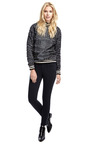 Reptile Print Jacquard Jersey Sweatshirt by Kenzo Now Available on Moda Operandi
