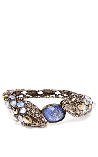 Jardin de papillon snake and sodalite bracelet by alexis for Alexis bittar jardin de papillon
