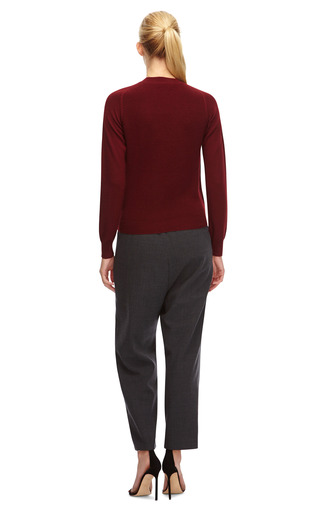 Loose-Fit Wool-Blend Pants by Marni for Preorder on Moda Operandi