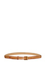 Skinny Leather Belt by MARC JACOBS Now Available on Moda Operandi