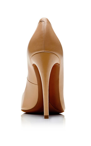 Tabitha Simmons - Lexi Two-Tone Leather Pumps