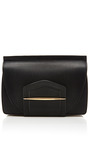 Nina Ricci - Leather and Suede Clutch