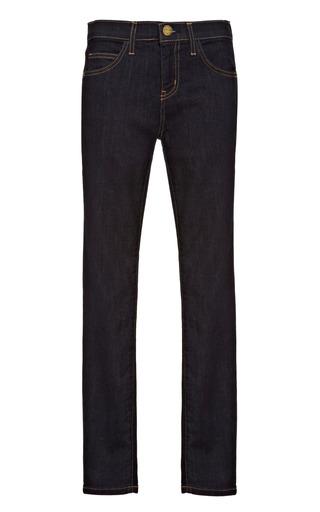 High-Waisted Skinny Jeans by Current/Elliott for Preorder on Moda Operandi