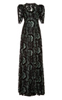 Embellished Guipure Lace Gown by Marc Jacobs Now Available on Moda Operandi