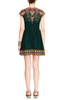 Valentino - Embroidered Lace Dress