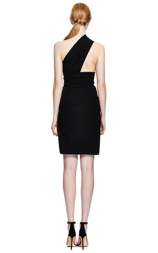 Preen by Thornton Bregazzi - Plaza Stretch-Crepe Dress