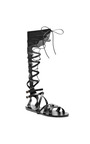 Odyssey Leather Gladiator Sandals by Ancient Greek Sandals for Preorder on Moda Operandi