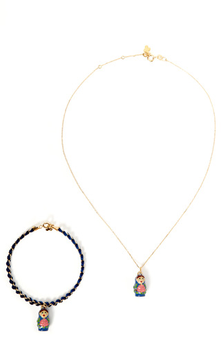 Gag & Lou - Matrioshka Duo Bracelet & Necklace