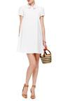 Sandrino Embroidered Cotton Dress by VIVETTA Now Available on Moda Operandi