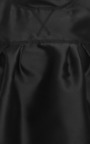 Silk-Mikado Cropped Blouse by Aquilano.Rimondi Now Available on Moda Operandi