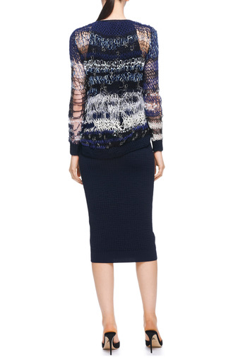 Loose-Knit Cardigan by Rodarte Now Available on Moda Operandi