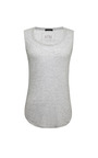 Scoop Neck Tank Top by ATM Now Available on Moda Operandi