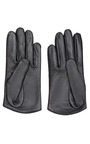 Short Leather Gloves by Imoni Now Available on Moda Operandi