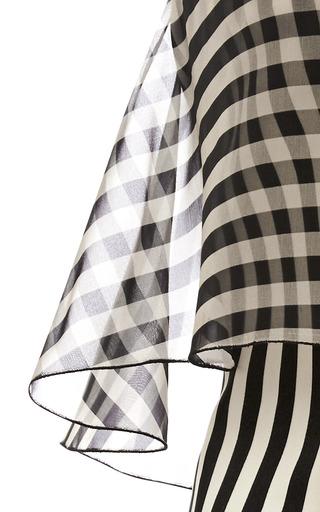 Ruffled Bustier Top by DELPOZO for Preorder on Moda Operandi