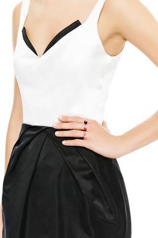 Delfina Delettrez - Candy Gold-Plated Triple Stone Ring
