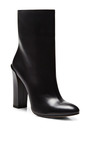 Baxt Leather Ankle Boots by Paul Andrew Now Available on Moda Operandi