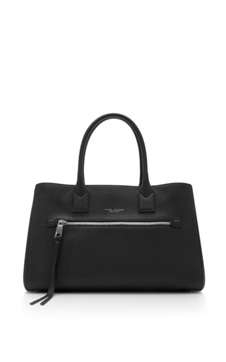 Marc Jacobs - The Big Big Apple Grained-Leather Tote
