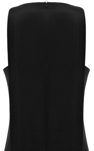 Layered V-Neck Silk Jumpsuit by Thakoon Addition Now Available on Moda Operandi