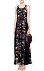 Thakoon Addition - Printed Crepe Maxi Dress