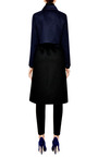 Wool-Blend Tromp L'Oeil Coat by Oscar de la Renta Now Available on Moda Operandi