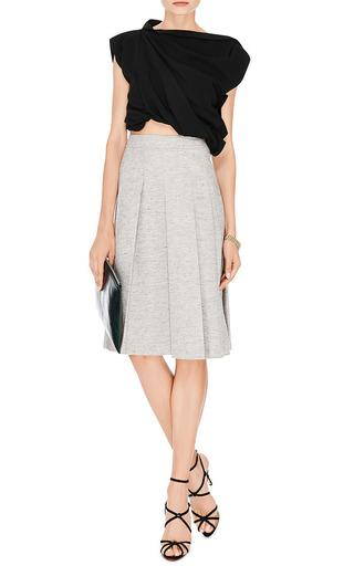 Box-Pleat Skirt by Derek Lam 10 Crosby Now Available on Moda Operandi
