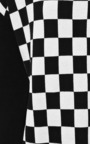 Checkerboard Knit Sweater by Derek Lam 10 Crosby Now Available on Moda Operandi