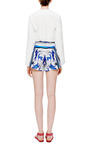 Printed Shorts by Clover Canyon Now Available on Moda Operandi