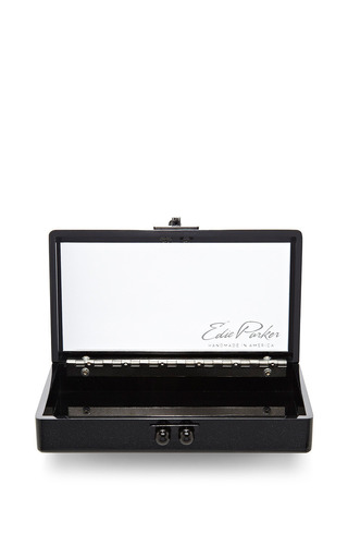 Edie Parker - Jean Stars Glitter Acrylic Clutch