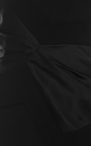 Silk Bow-Waist Sheath Dress by Prabal Gurung Now Available on Moda Operandi