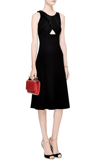 Cut-Out Crepe Dress by Thakoon Now Available on Moda Operandi