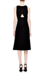 Cut-Out Crepe Dress by Thakoon for Preorder on Moda Operandi