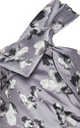 Thakoon - Floral-Brocade Satin Dress
