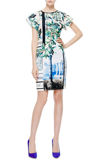 Chichi Suede Pumps by Sergio Rossi for Preorder on Moda Operandi