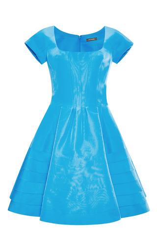 Zac Posen - Silk-Faille A-Line Dress