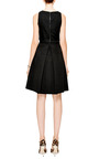 Katia Pleated Faille Skirt by Tibi for Preorder on Moda Operandi