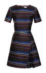 Side-Pleat Woven Mini Dress by Suno Now Available on Moda Operandi