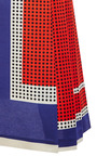 Suno - Graphic-Print Pleated Dress
