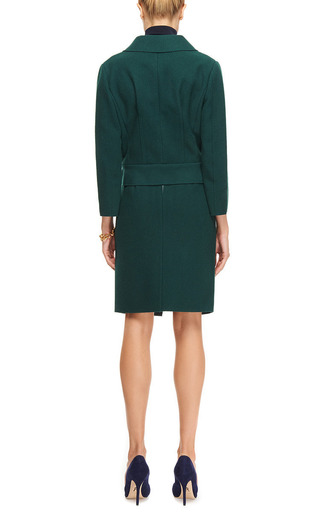 Double-Face Wool-Blend Cropped Jacket by Nina Ricci Now Available on Moda Operandi