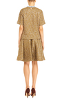 Wool-Blend and Metallic-Jacquard Sweater by Rochas Now Available on Moda Operandi