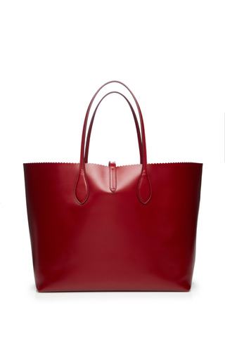 Phoebe Leather Tote by Rochas Now Available on Moda Operandi